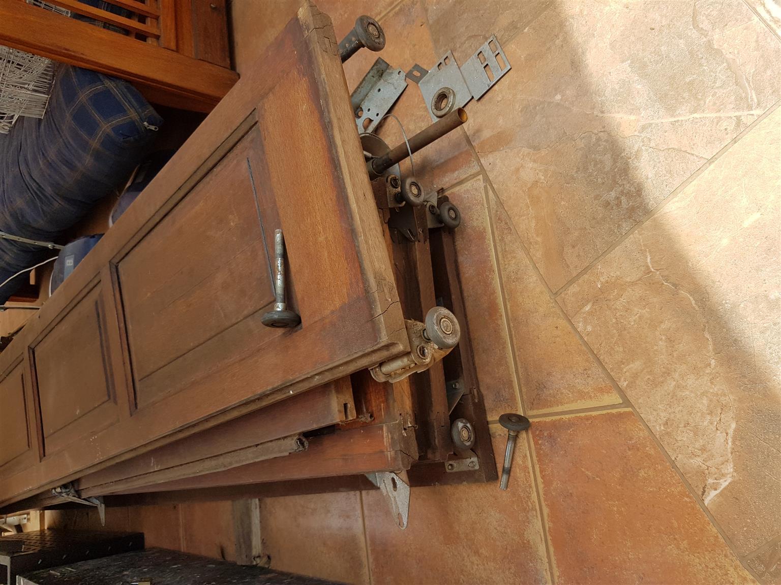 Used Wooden Garage Doors Junk Mail