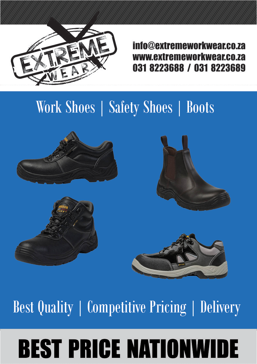 Boots and Shoes at Extreme Workwear