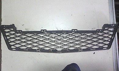 Mercedes Benz A Class Front Bumper Lower Centre Grill W169 Avantgarde Face Lift 2008 - 2012