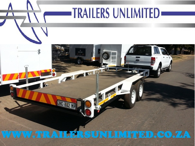 TRAILERS UNLIMITED. THE BEST CAR TRAILERS IN AFRICA.