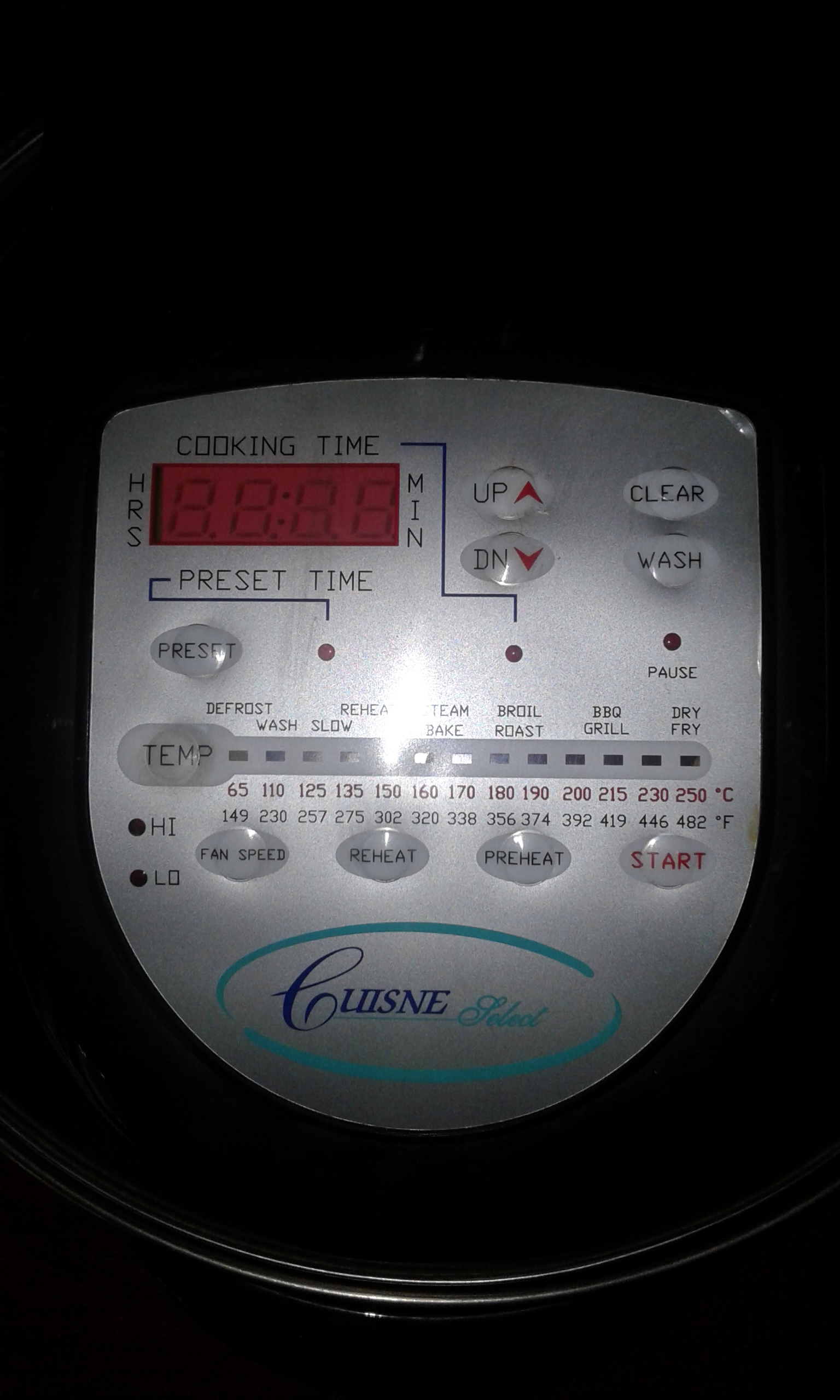 Cuisine Select Convection Air Fryer Oven