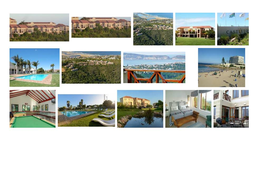 Holiday accommodation - 1 Bedroom Sleep 2 Adults and 2 Kids In Castleton, Plettenberg Bay