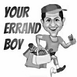 Hire Your Errand Boy Today (Johannesburg)