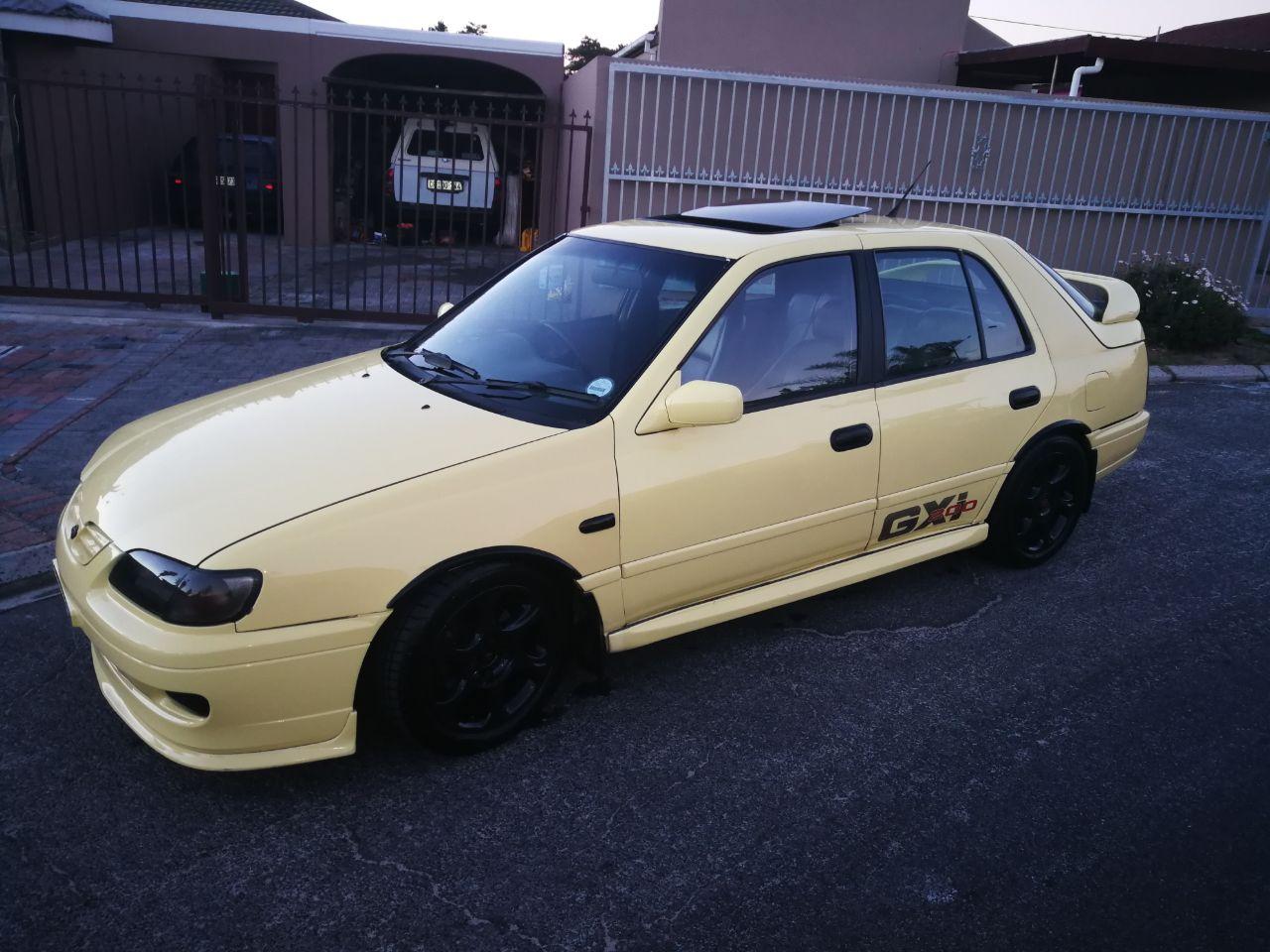 2000 Nissan 200 SX