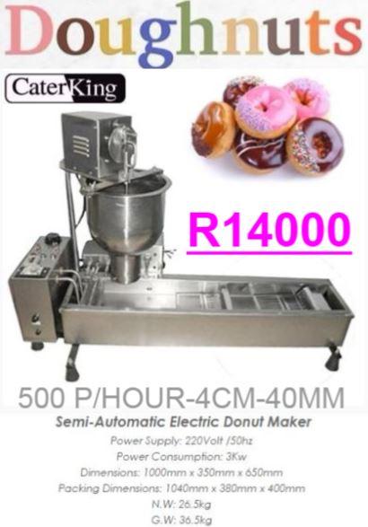 Doughnut Maker In All Ads In Gauteng Junk Mail