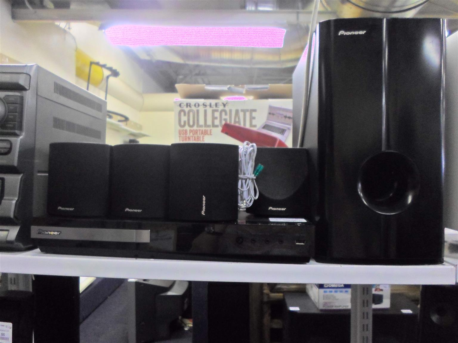 Pioneer Home Theater System