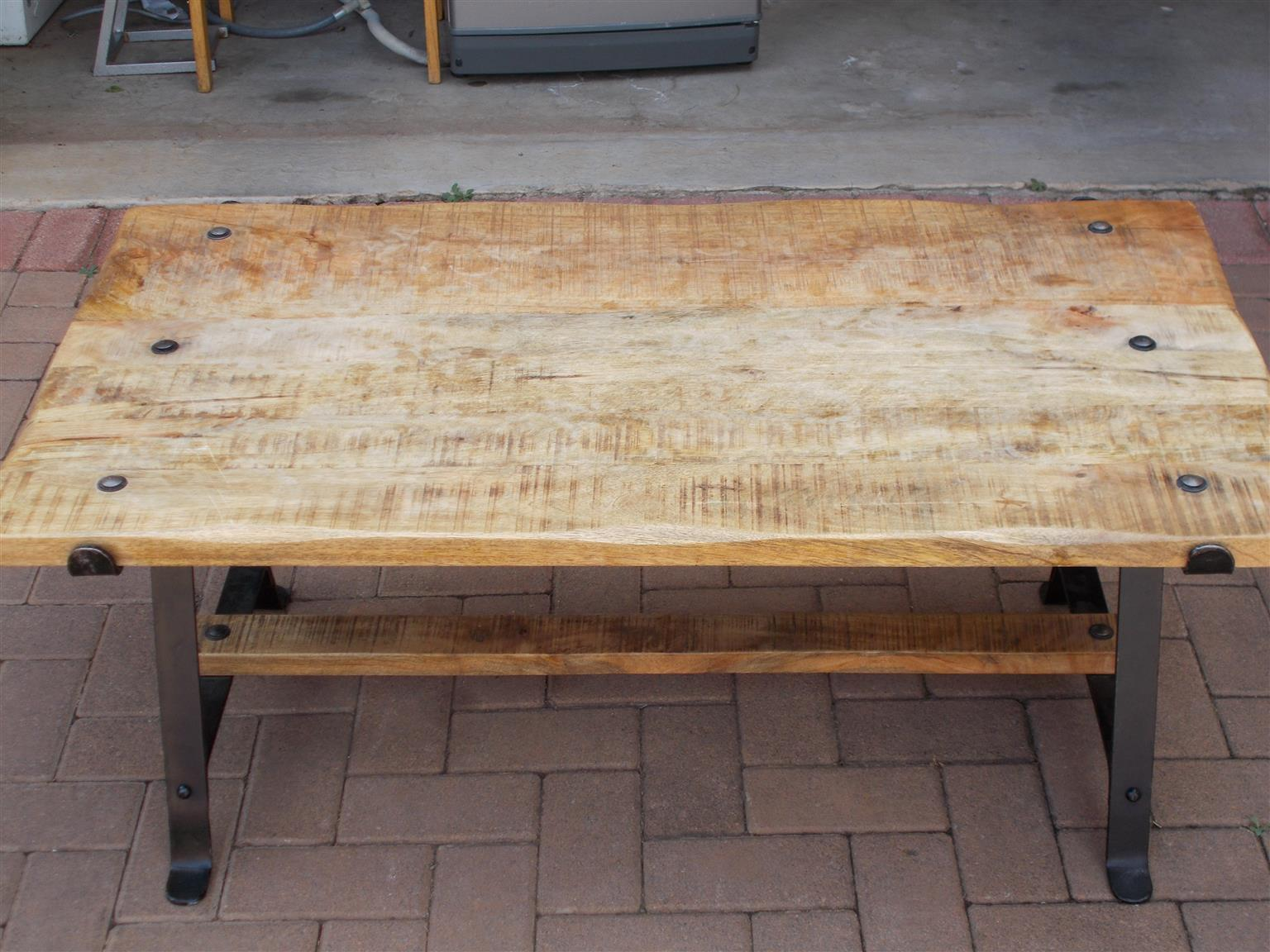 Beautiful rustic coffee table, R800