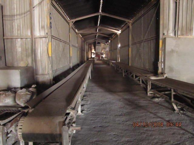 12285M² Cement Plant