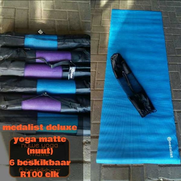 Medalist deluxe yoga matte