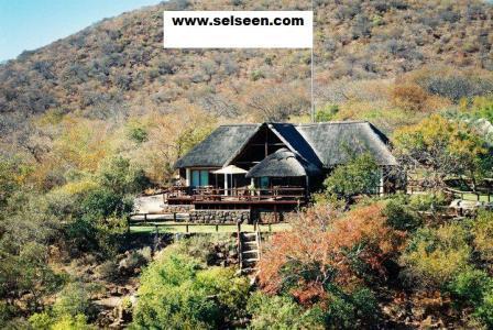 Waterberg Luxury Villa in Bushveld 3 Bed 3 Bath.Jacuzzi, Fantastic view. Available 4 Jan 18 ....