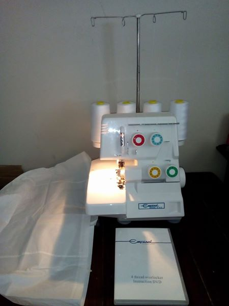 Empisal Overlocker