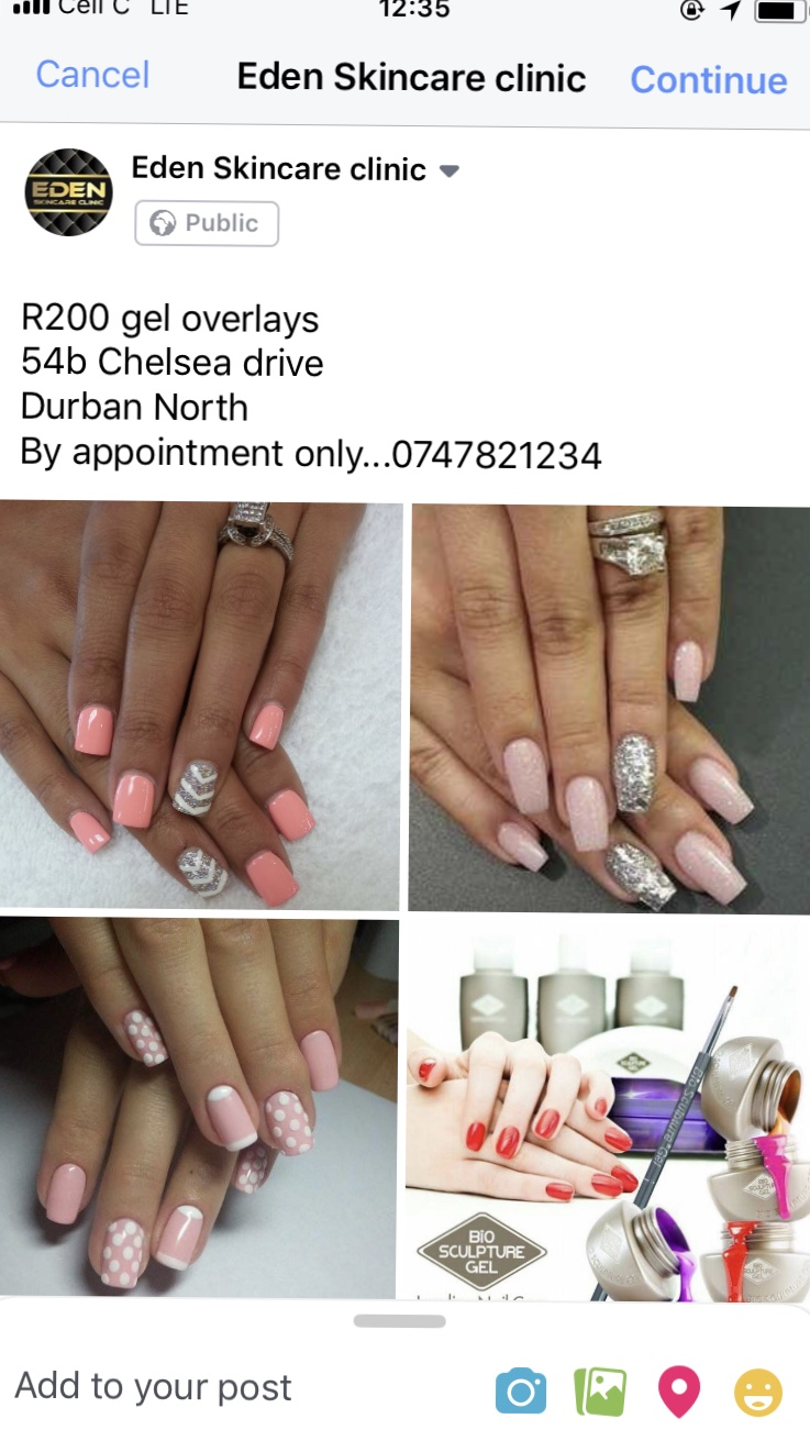 Gel Nails For 200