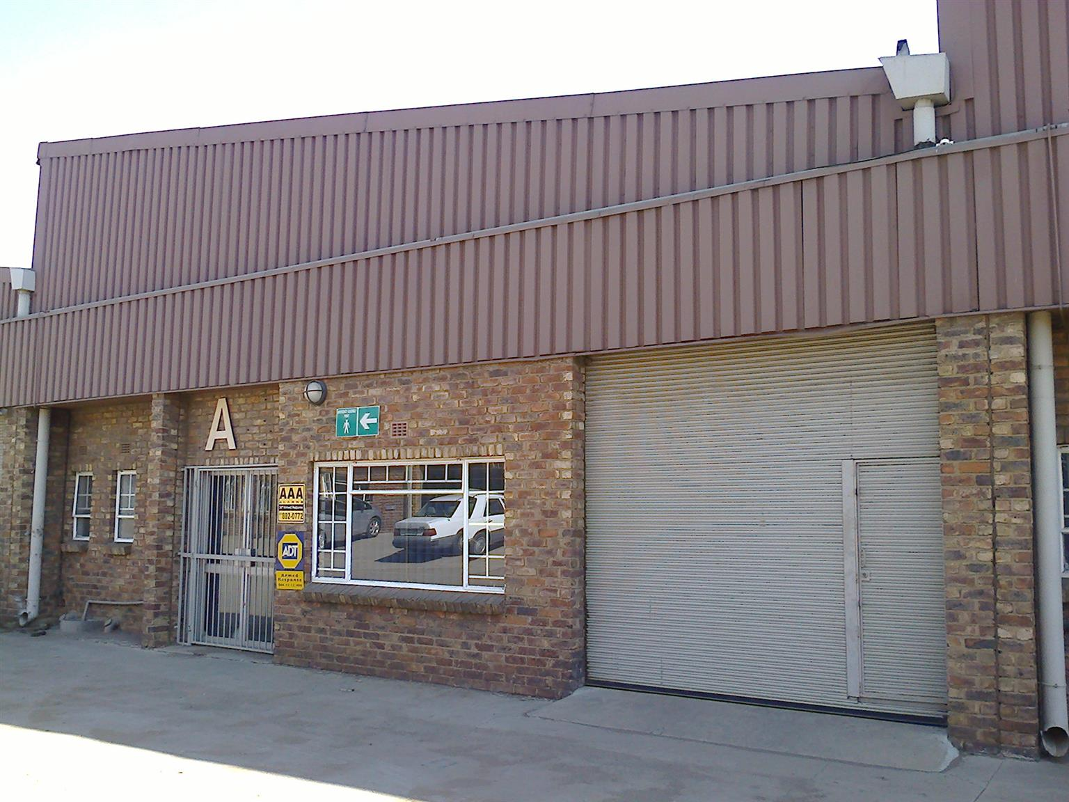 Industrial Property to let in Anderbolt, Boksburg.