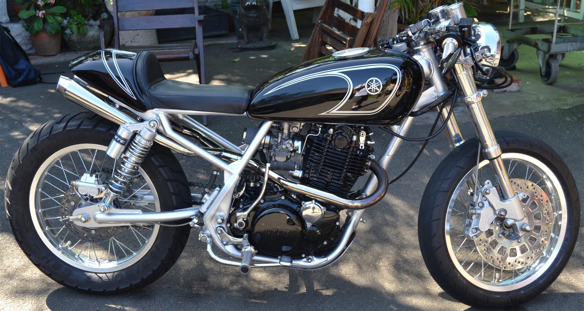Yamaha Cafe Racer For Sale South Africa