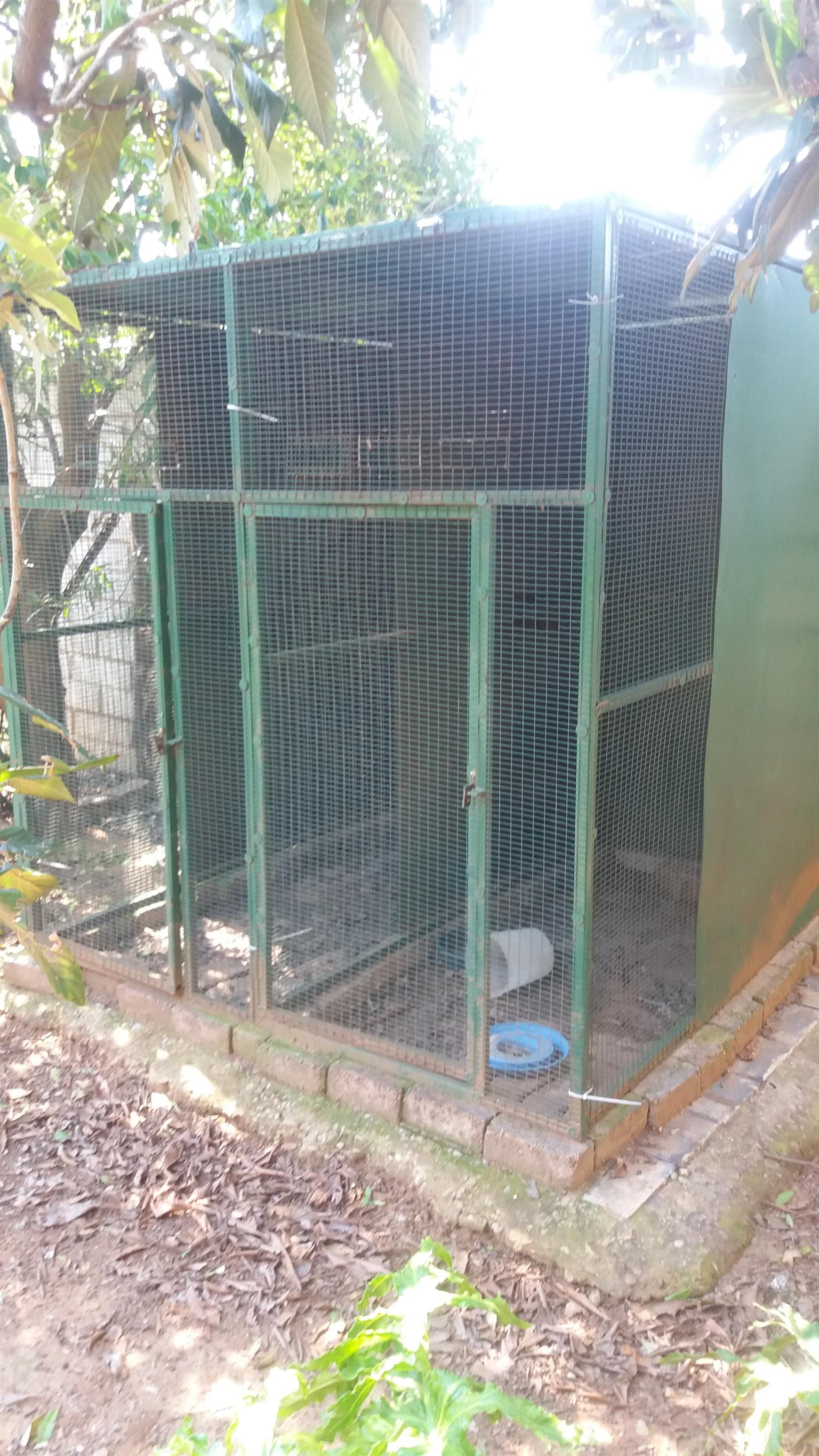 Bird Cage / Aviary for sale
