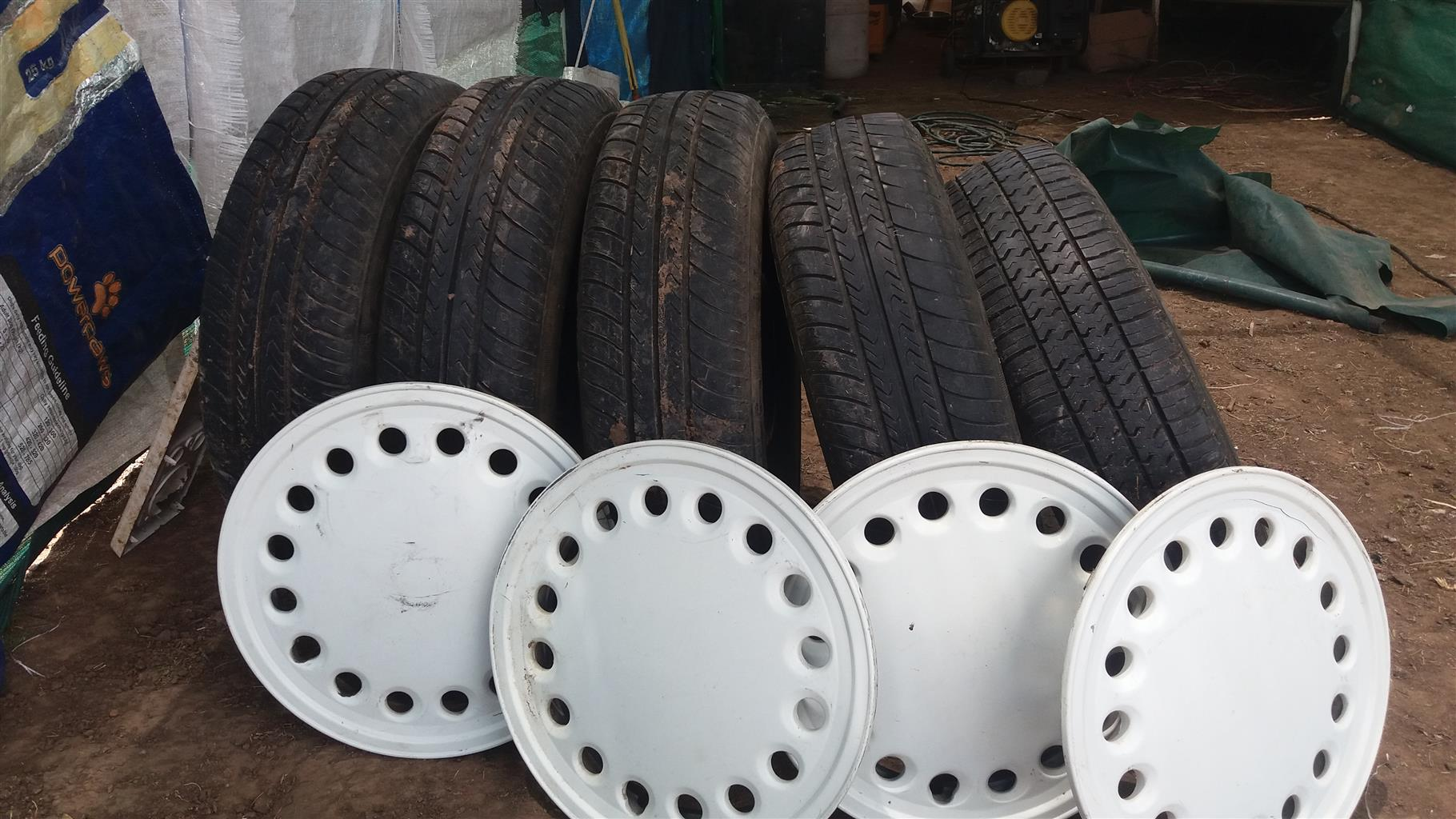 13 inch tyres and rims