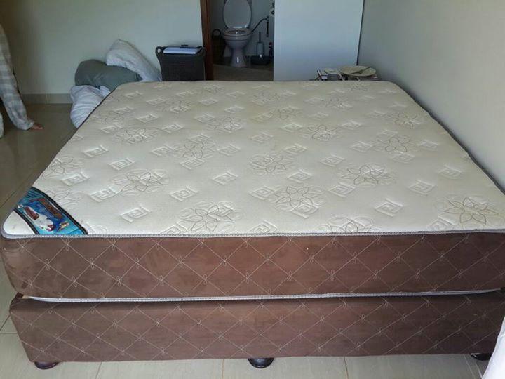 King Size Memory Foam Bed Junk Mail