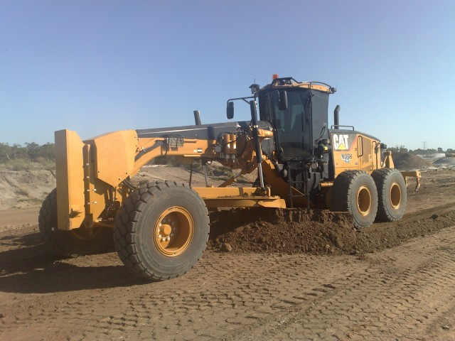 Graders Available For Hire Nationwide