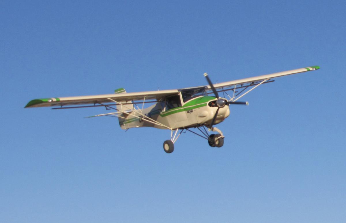 Bushbaby aircraft