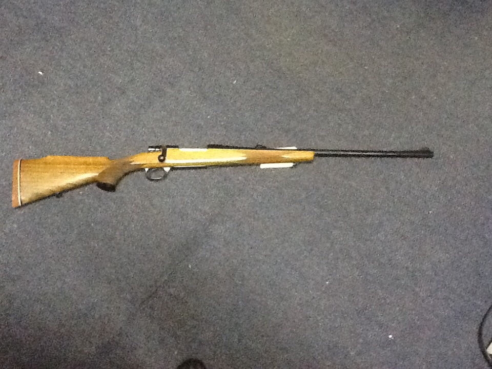 Musgrave .243 Hunting rifle.