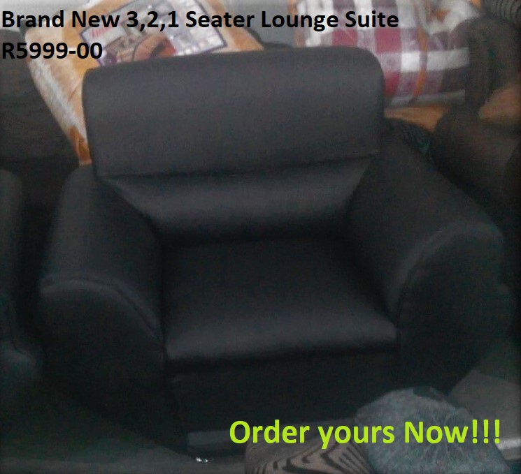 Brand New Lounge Suites