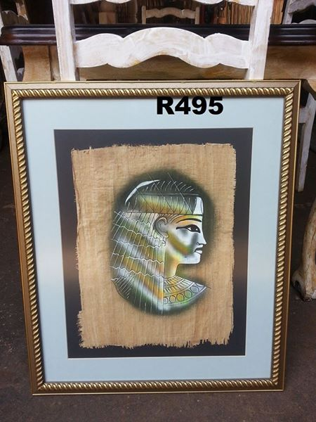Egyptian portrait painting for sale