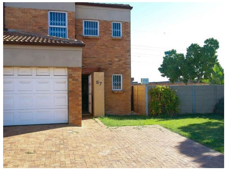 Silverwood Security Complex Brackenfell 2 Bedroom Duplex to let