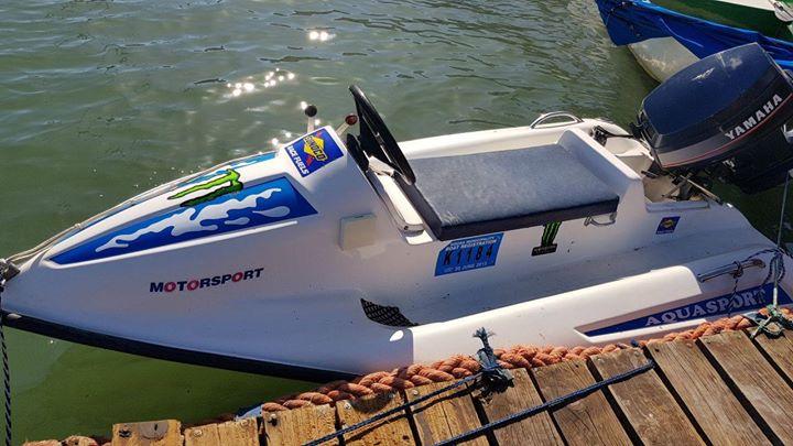 Aquasport Jetski boat with Trailer