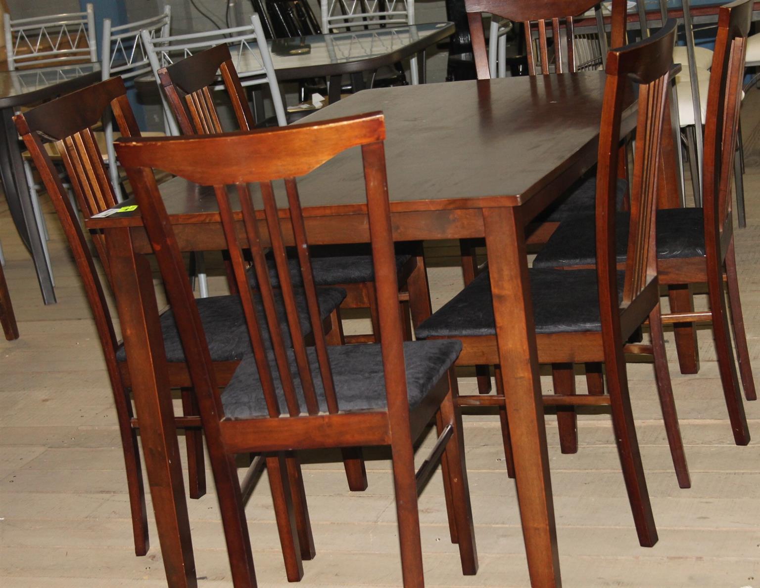 Dining room set S028694h  #Rosettenvillepawnshop