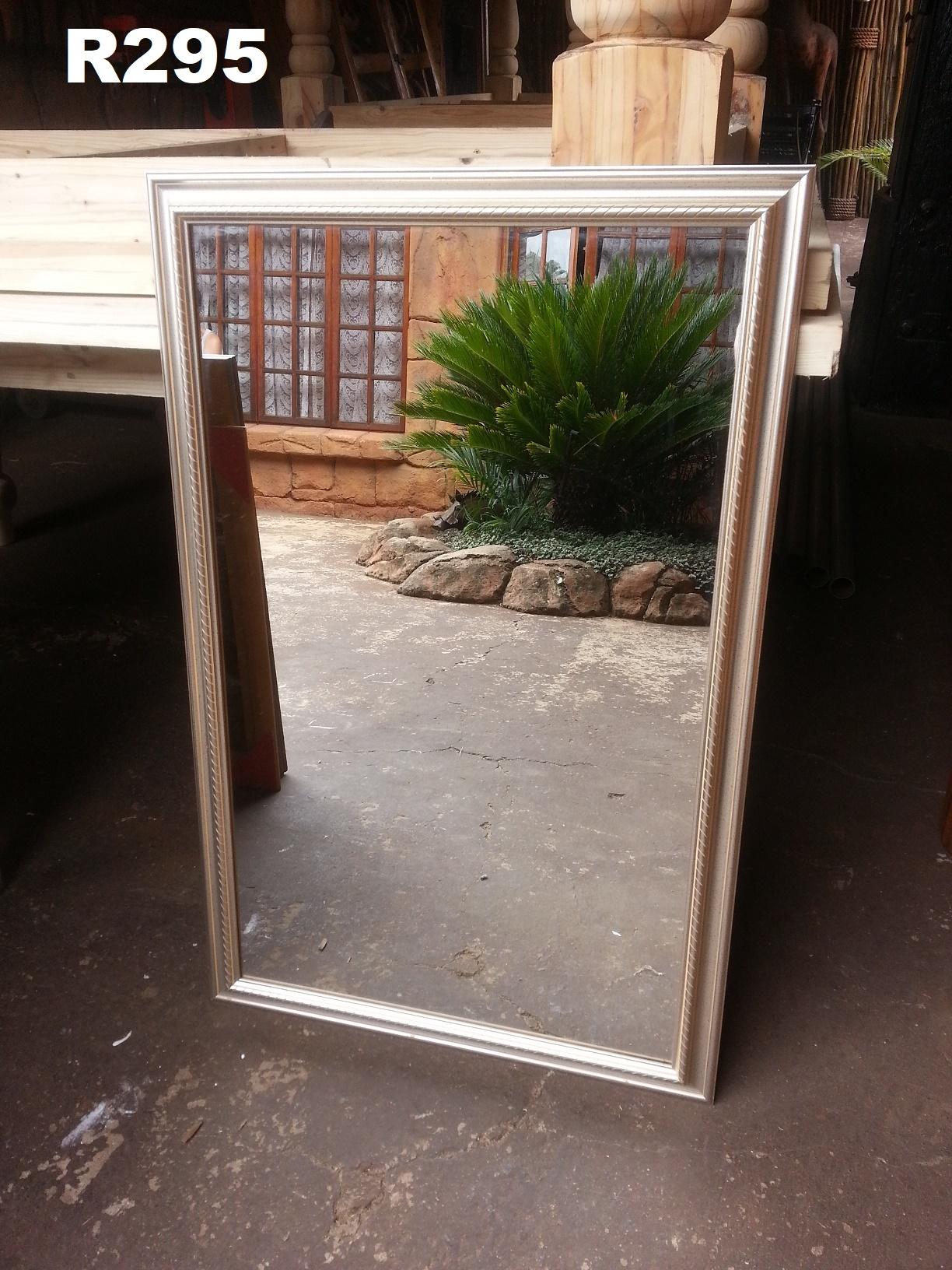 Classy Framed Mirror (580x890)