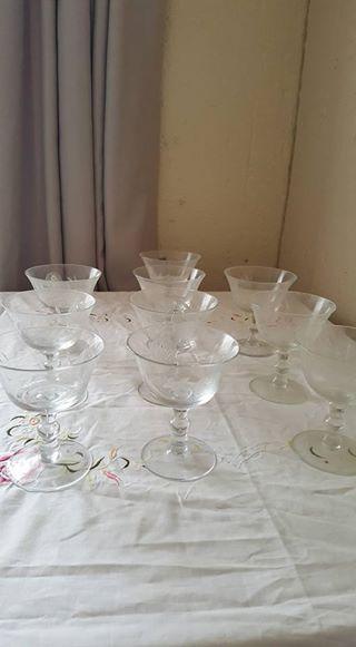 Wine glasses for sale