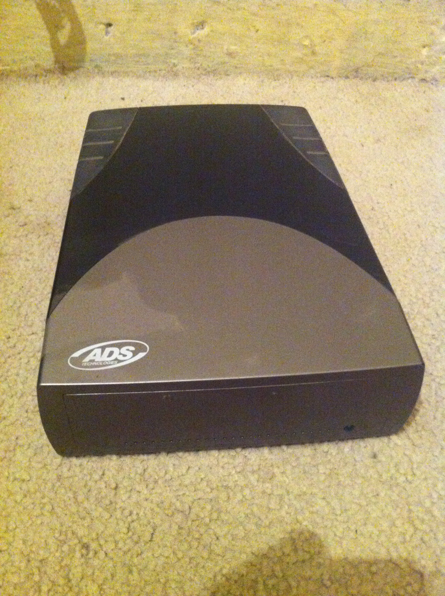 320GB External Hard drive (NOT mobile, or small drive)