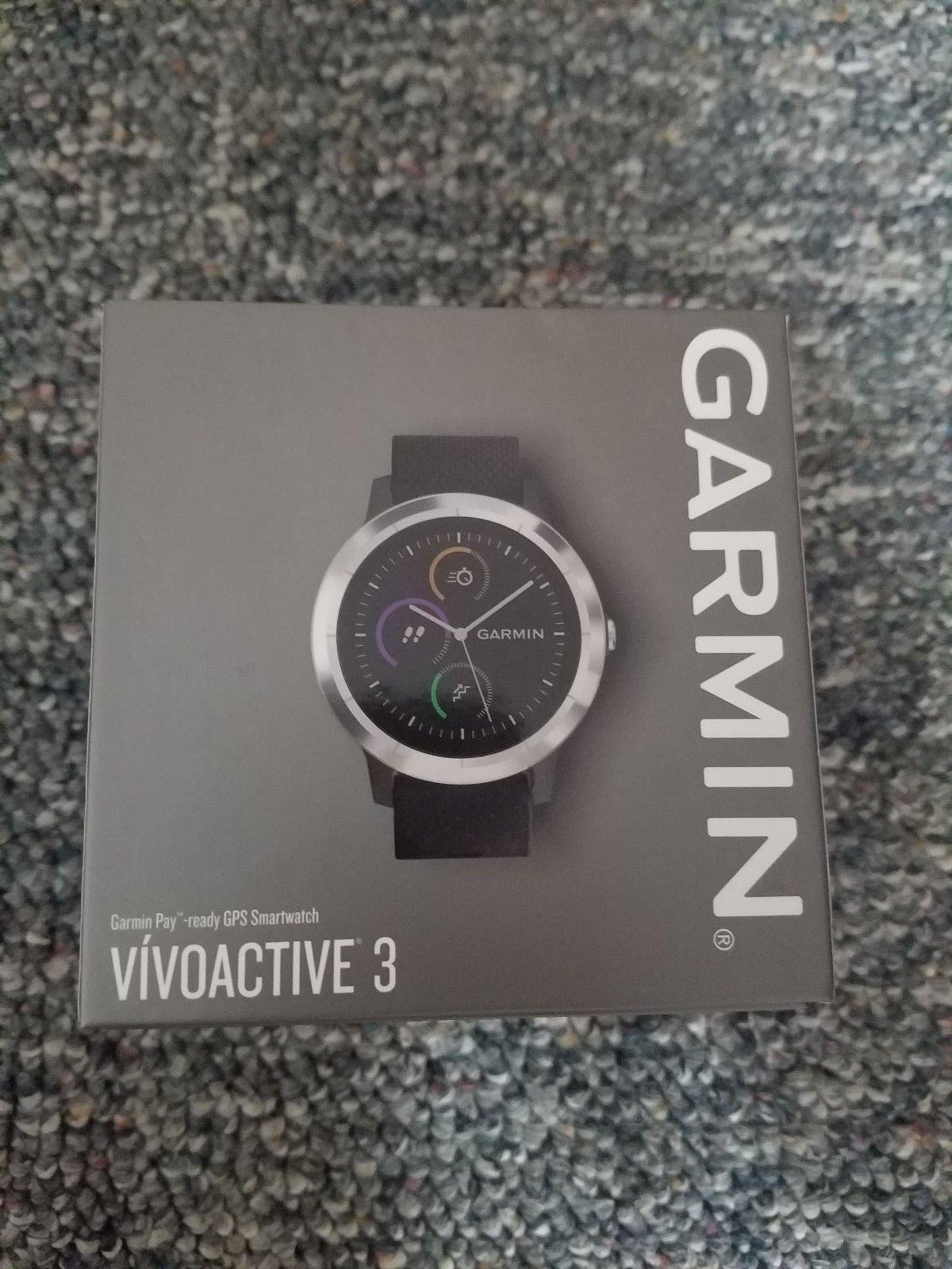 Garmin Vivoactive 3 HR