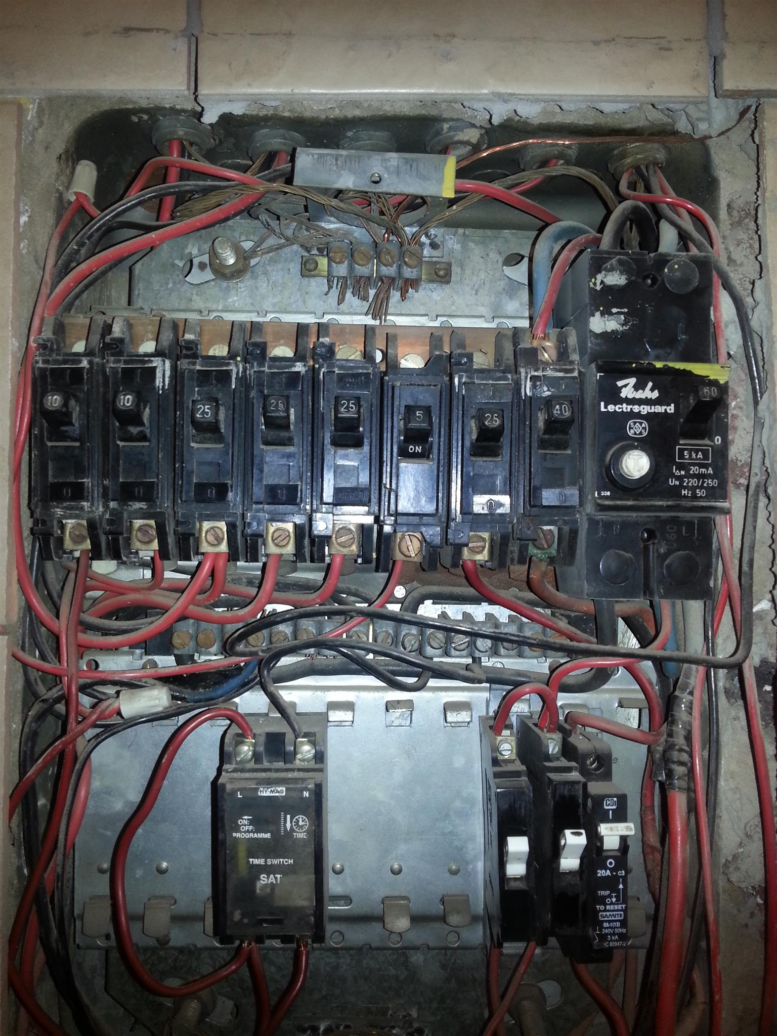 All types of electrical work expertly done   Junk Mail