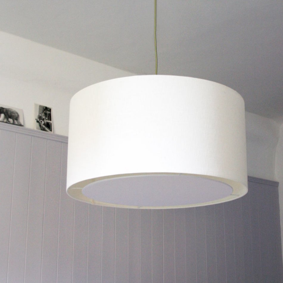Hanging Ceiling Lamp & Shade & multilamp fitting