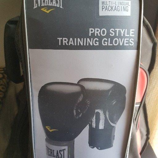 Everlast Boxing gloves NEW