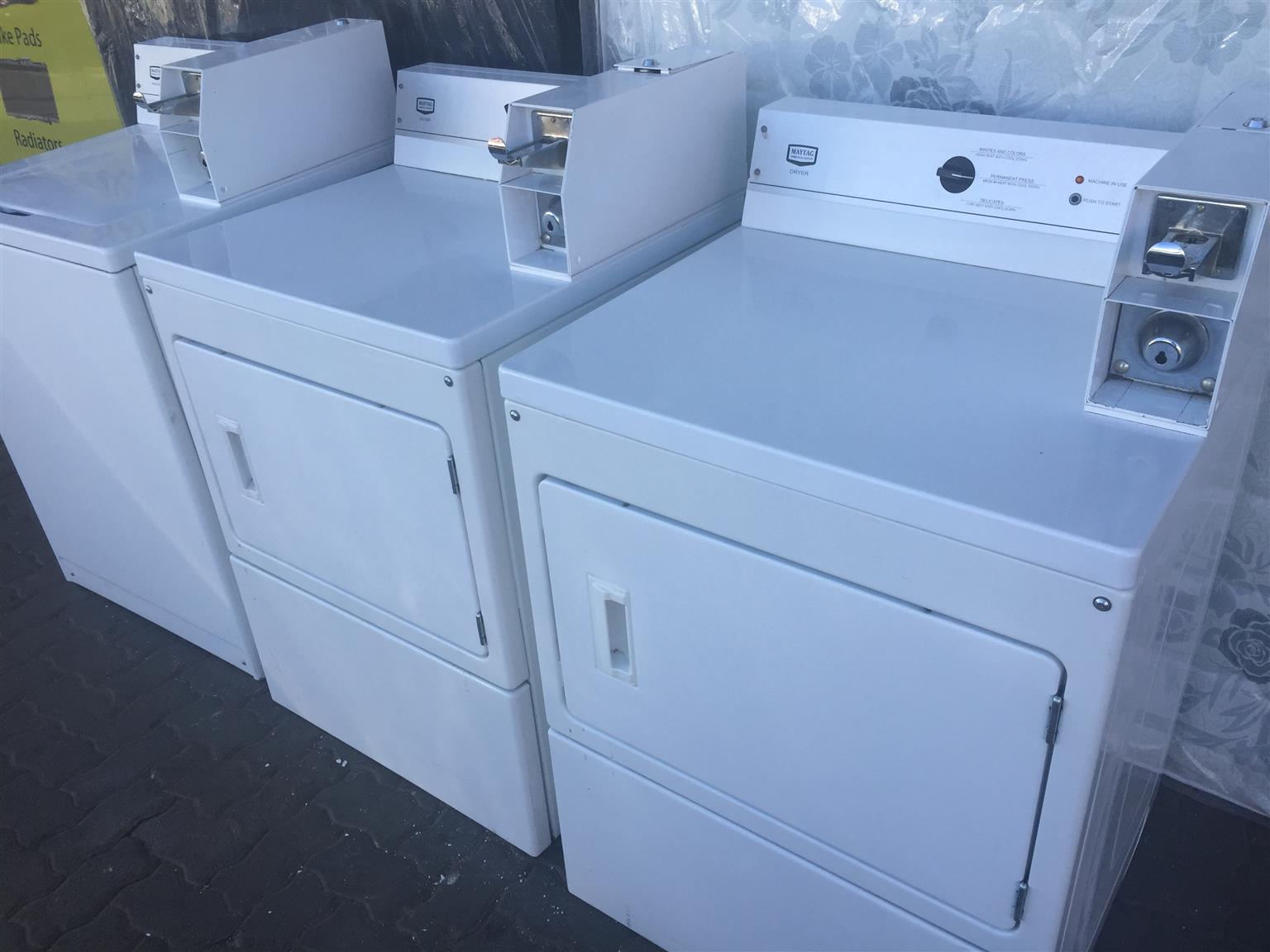 MayTag Washing Machines and Tumble Dryers