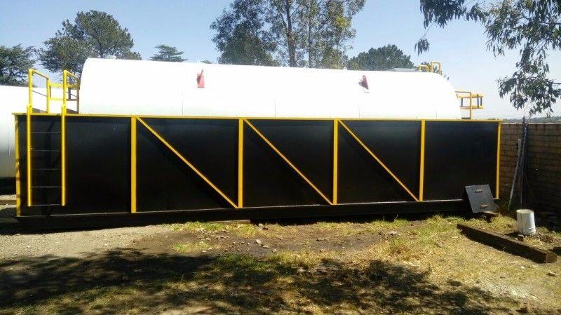 Bulk Diesel Oil Paraffin Tanks