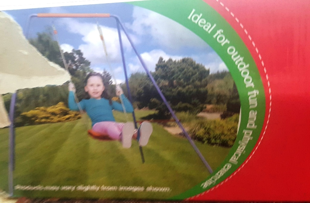 Kidsgro Single Swing