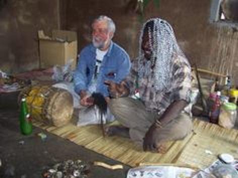 Traditional Healer Prince Kalifani