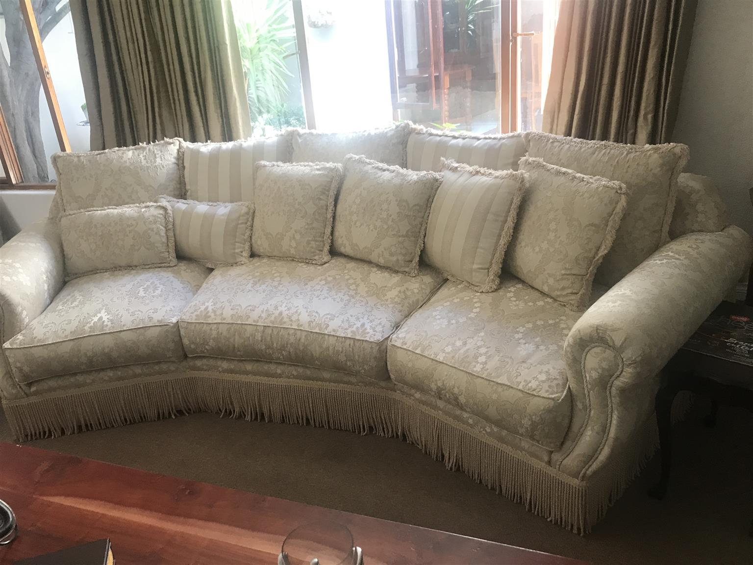Bakos Brothers Grand Duchess Sofa's