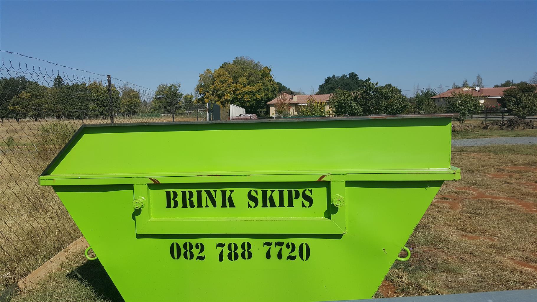 Brink Mini Skips Rental