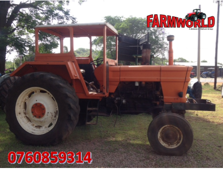 S2725 Orange Fiat 1300S 97kW/130Hp Pre-Owned Tractor