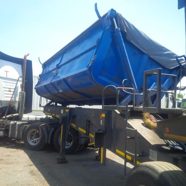 Needing to install a new hydraulic system on your truck for Side Tipper Trailer??