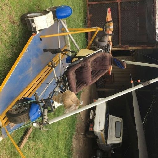 Microlight and Trailer FOR SALE