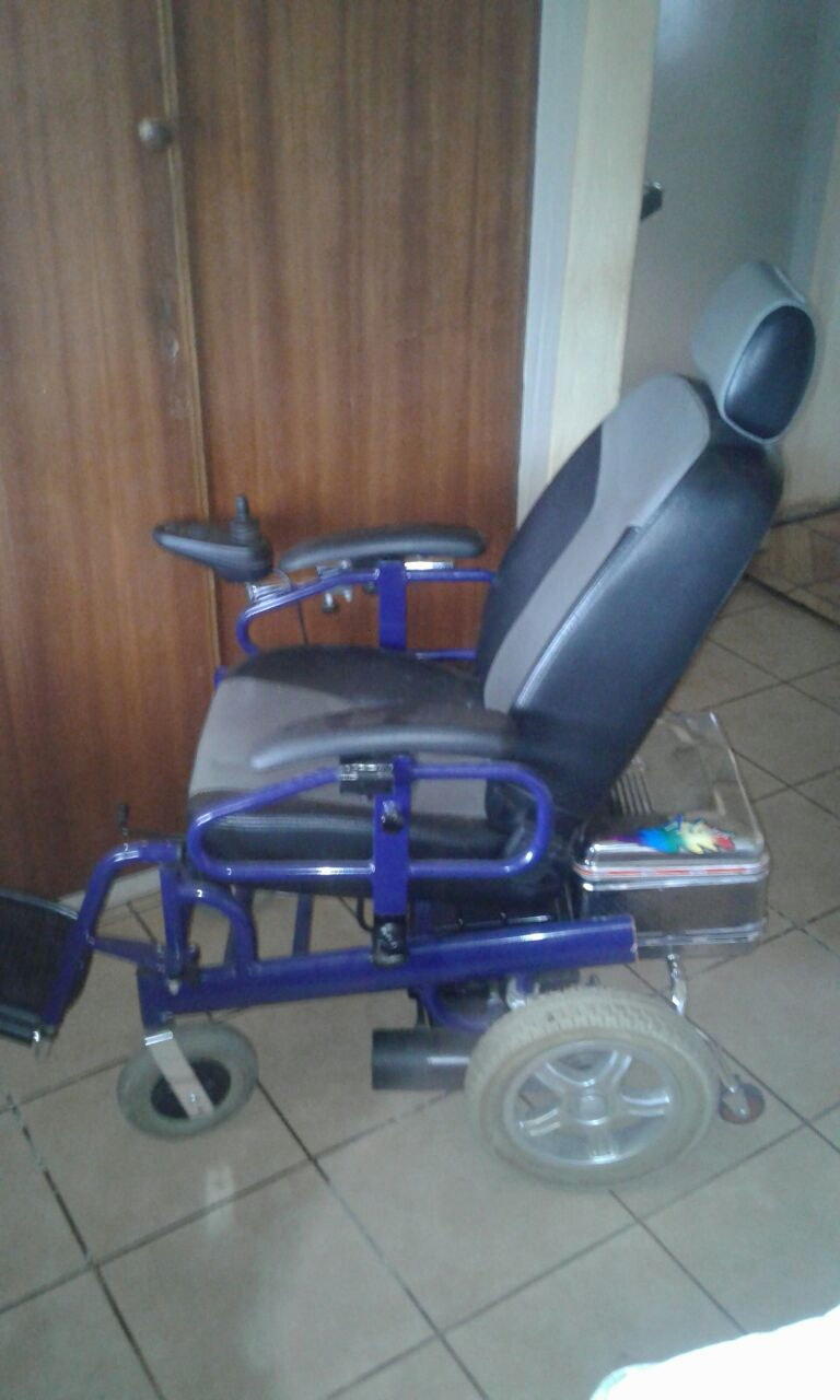 Electrical Wheelchair