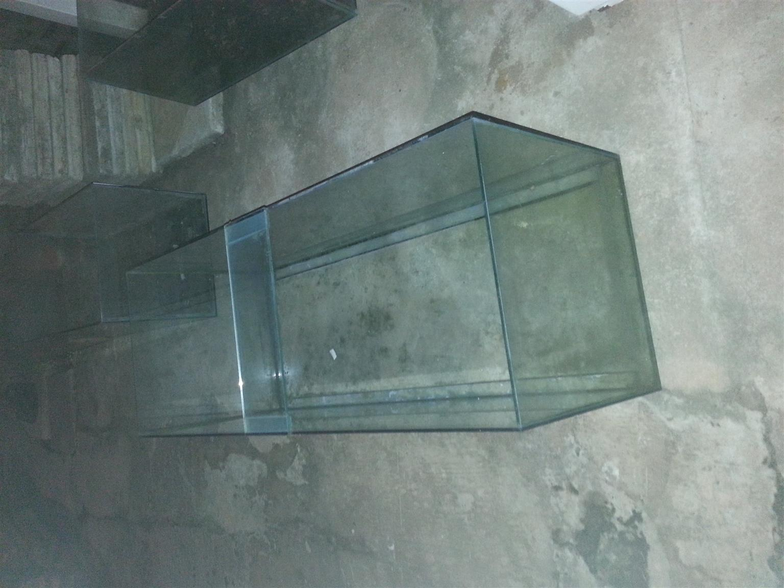 Fish Tanks Urgent Sale