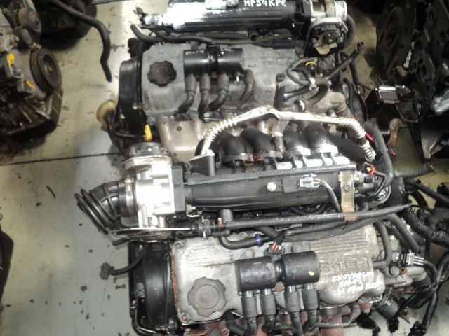DAEWOO MATIZ 0.8 3CYL ENGINE R9500 | Junk Mail