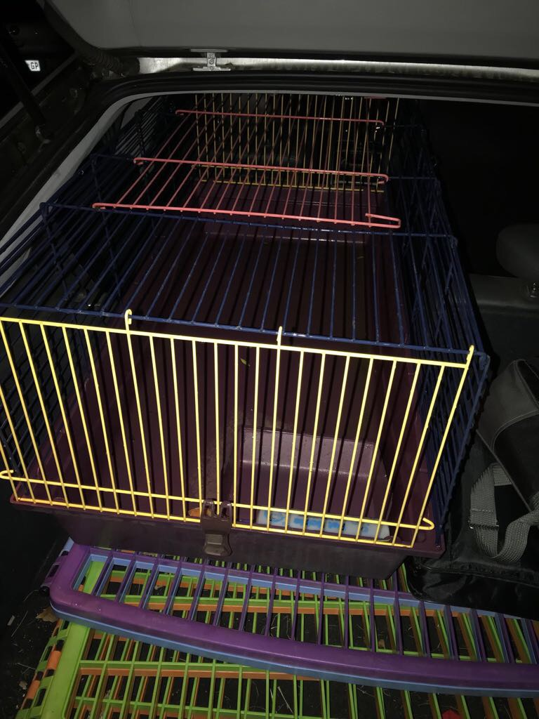Large Cage For Sale!!