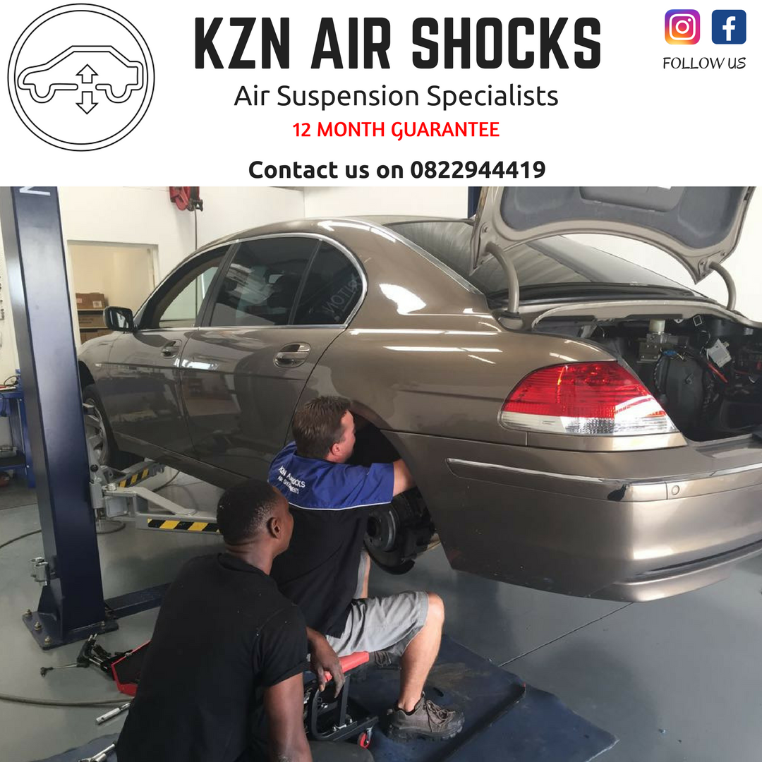 Air Suspension for BMW